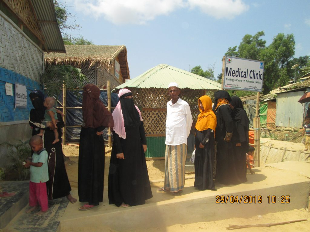 PRIMARY HEALTH CARE FOR ROHINGYA